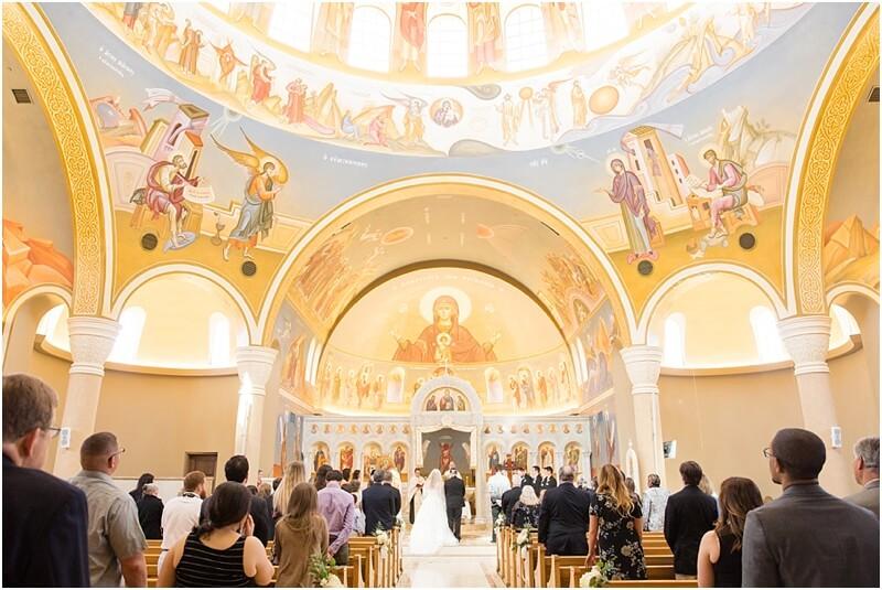 trinity church columbia sc wedding