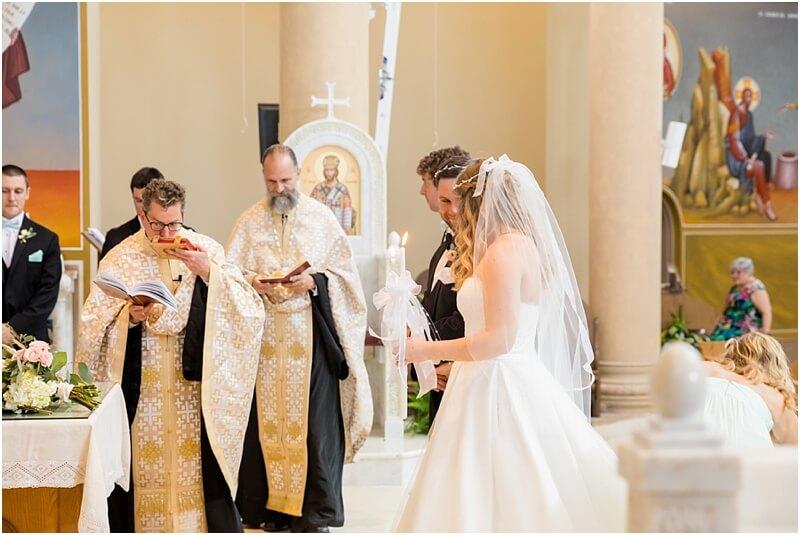 orthodox church wedding Columbia SC