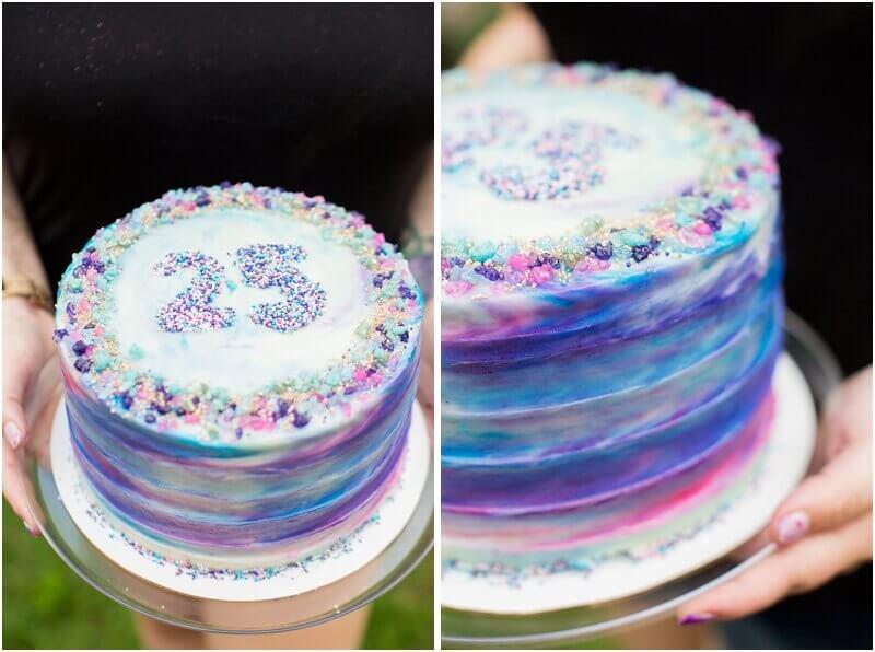 Silver Spoon Bake Shop Cake