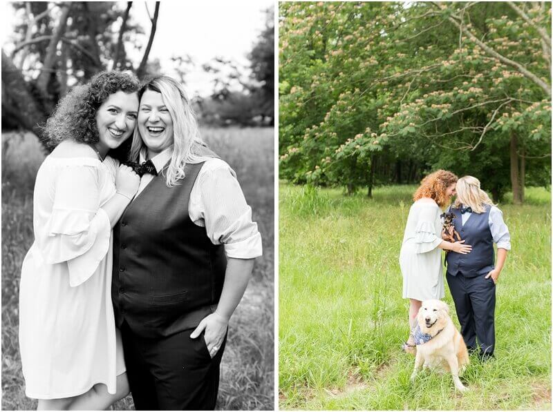 black and white lgbt photography