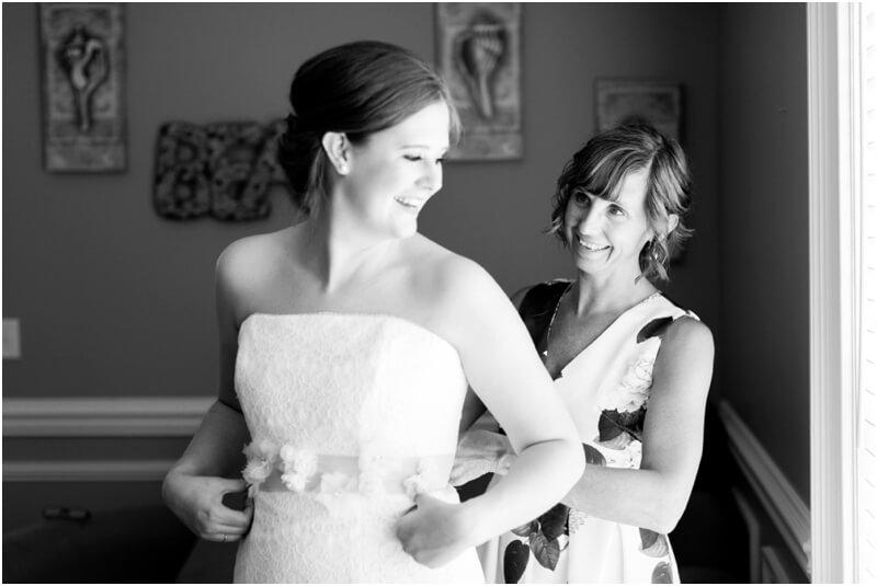 Tybee island beach wedding photos ,  mom and daughter wedding shot