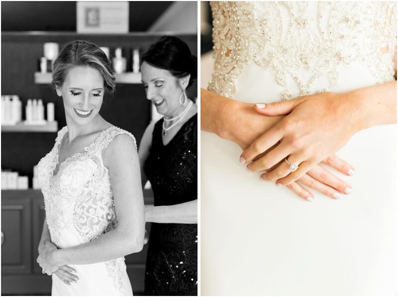 Basilica of St Peters Columbia South Carolina wedding photos