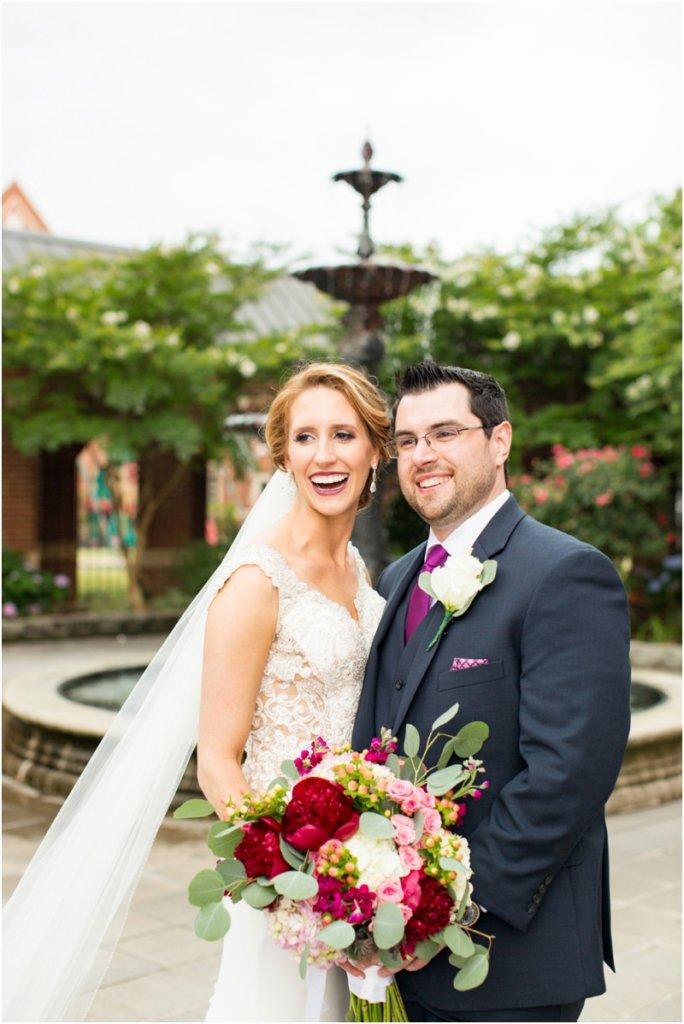 Basilica of St Peters south Carolina wedding photos Bridal party wedding portraits