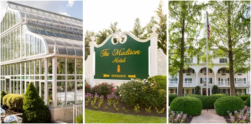 The Madison Hotel wedding photos reception venue Morristown, New Jersey wedding photographer