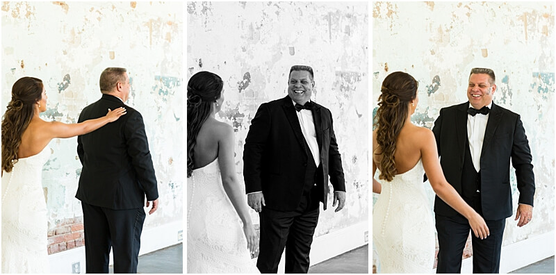 701 Whaley Wedding Photos Daddy daughter first look
