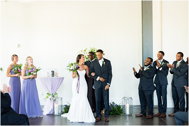 701 Whaley Wedding Ceremony 701 Whaley wedding venue Columbia south Carolina