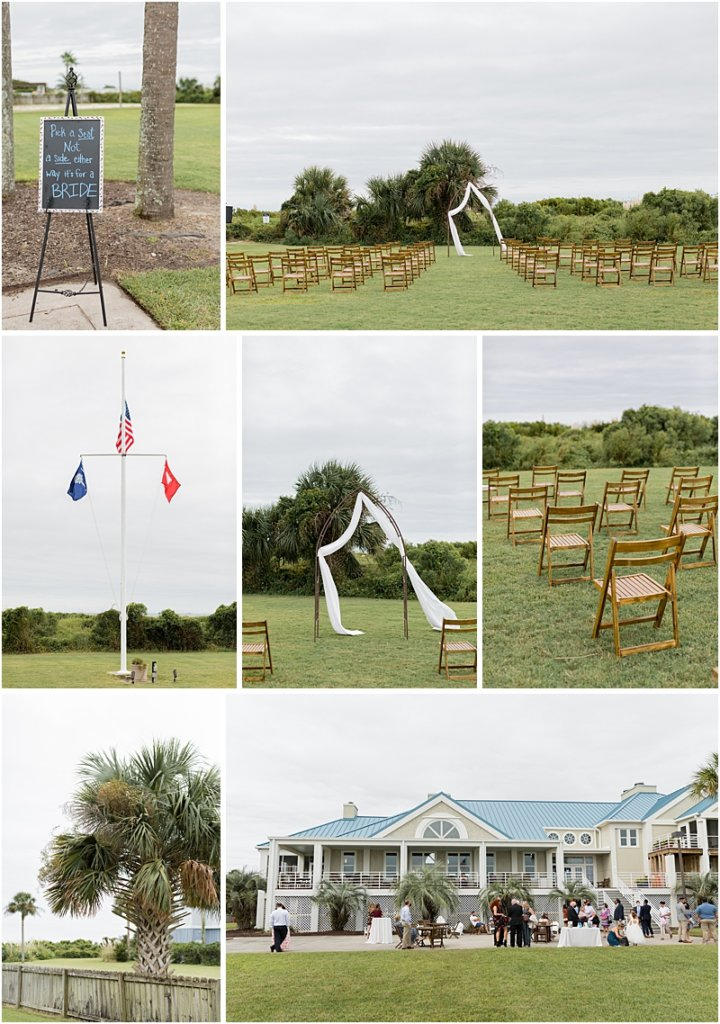 LGBTQ+ Citadel Beach Club Wedding Ceremony Details