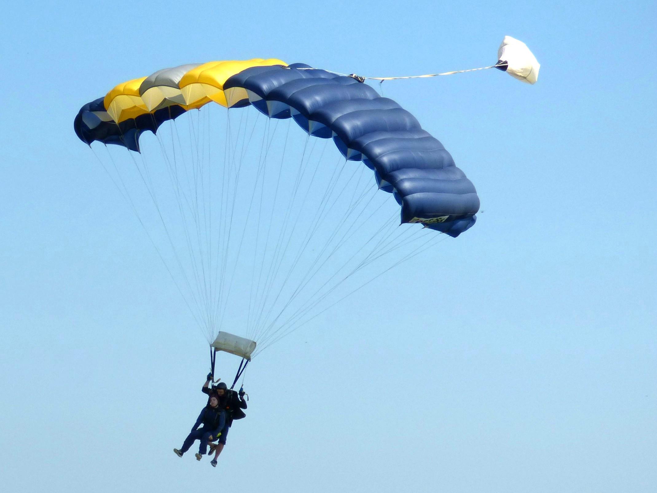 Tandem-Charity-Skydive-UK-Parachuting
