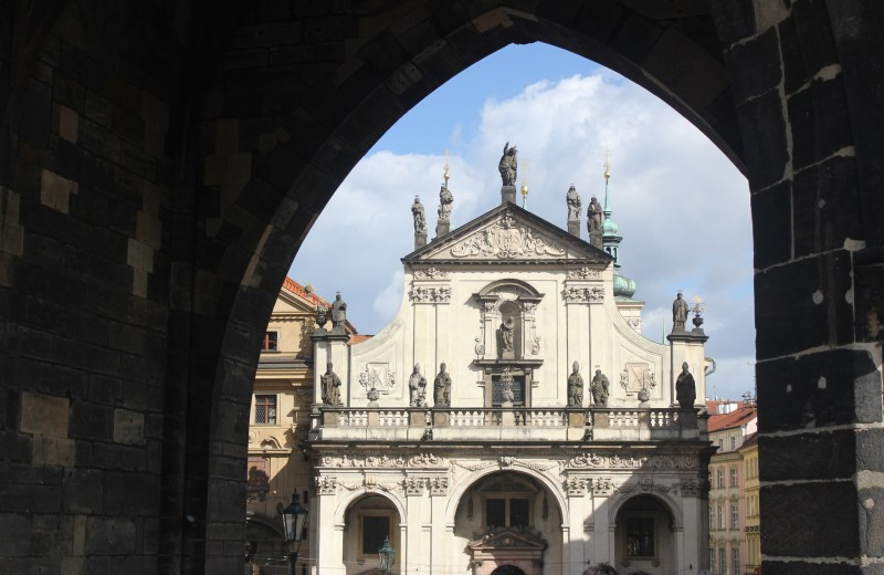 Prague-Architecture
