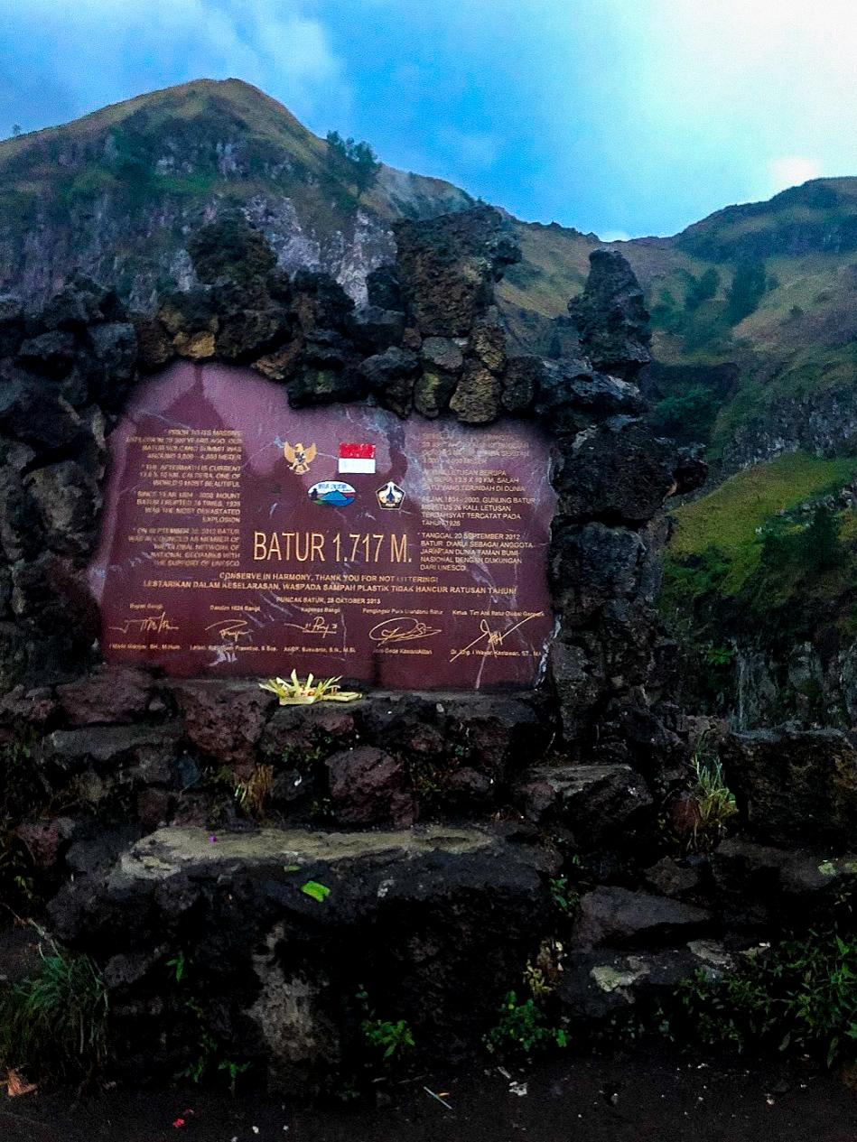 Monkeys-Mount-Batur-Bali