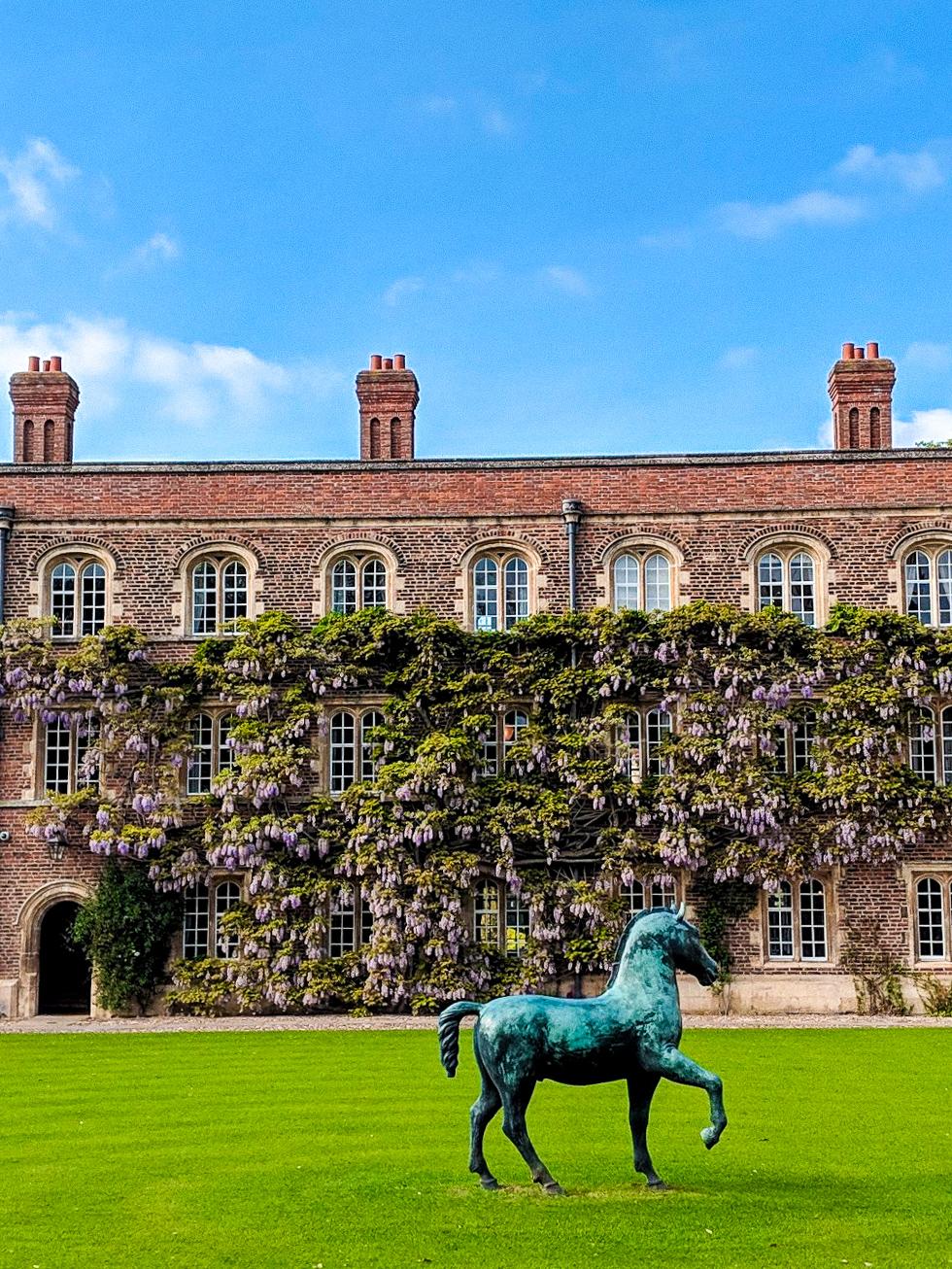 Jesus-Cambridge