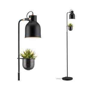 Paulmann Elric plant floor lamp