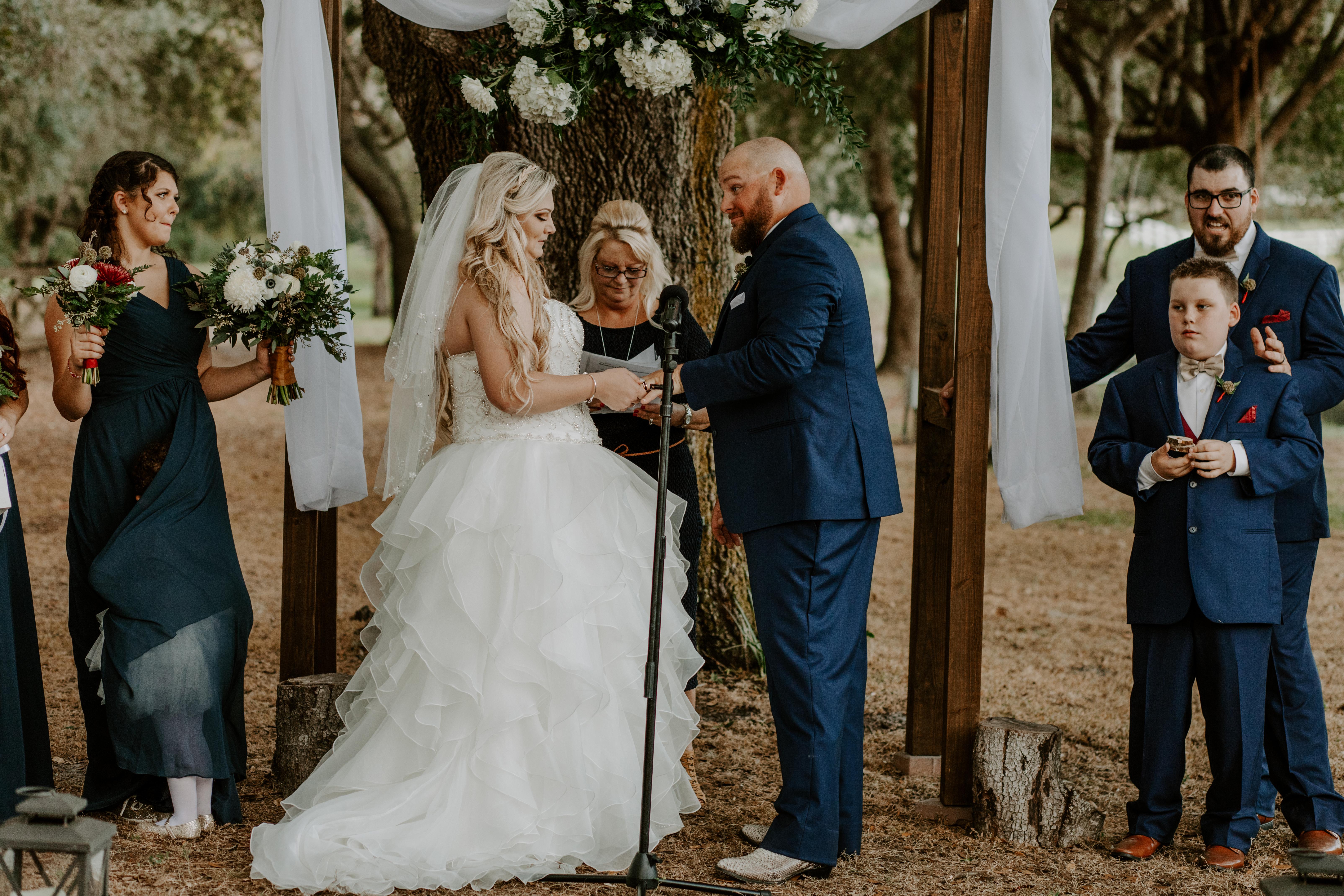 Clermont Florida Wedding - Bridlewood Ranch - Jessica Jones Photography