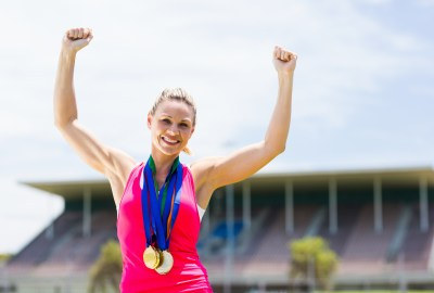 The Secret to Having the Success of an Olympian