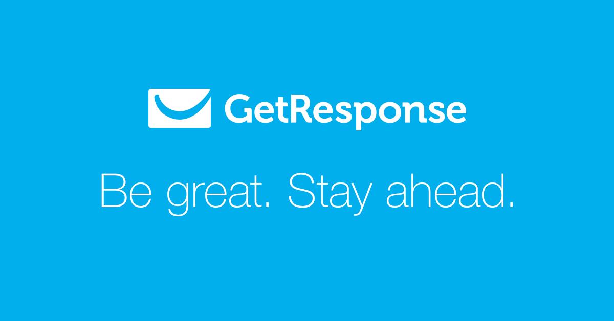 getresponse logo and slogan getresponse email marketing software customer review