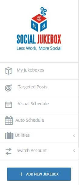 socialjukebox sidebar