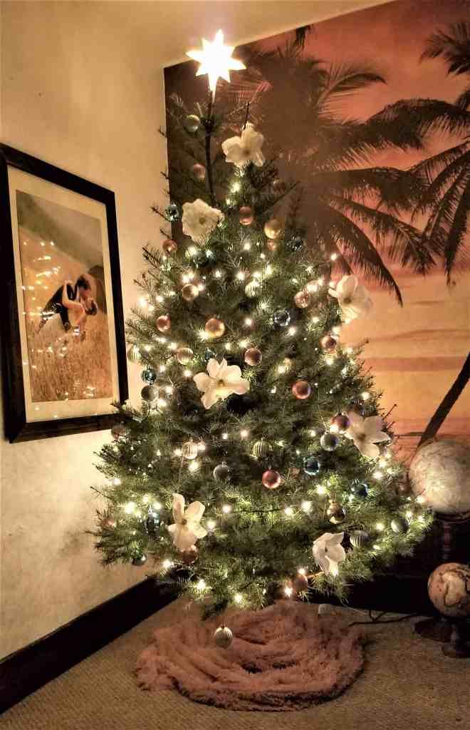 boho Christmas decor-tree2