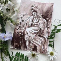 Vintage Vixen, by Jessica Libor 2019