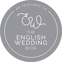 The English Wedding Blog Featured Grey 200px