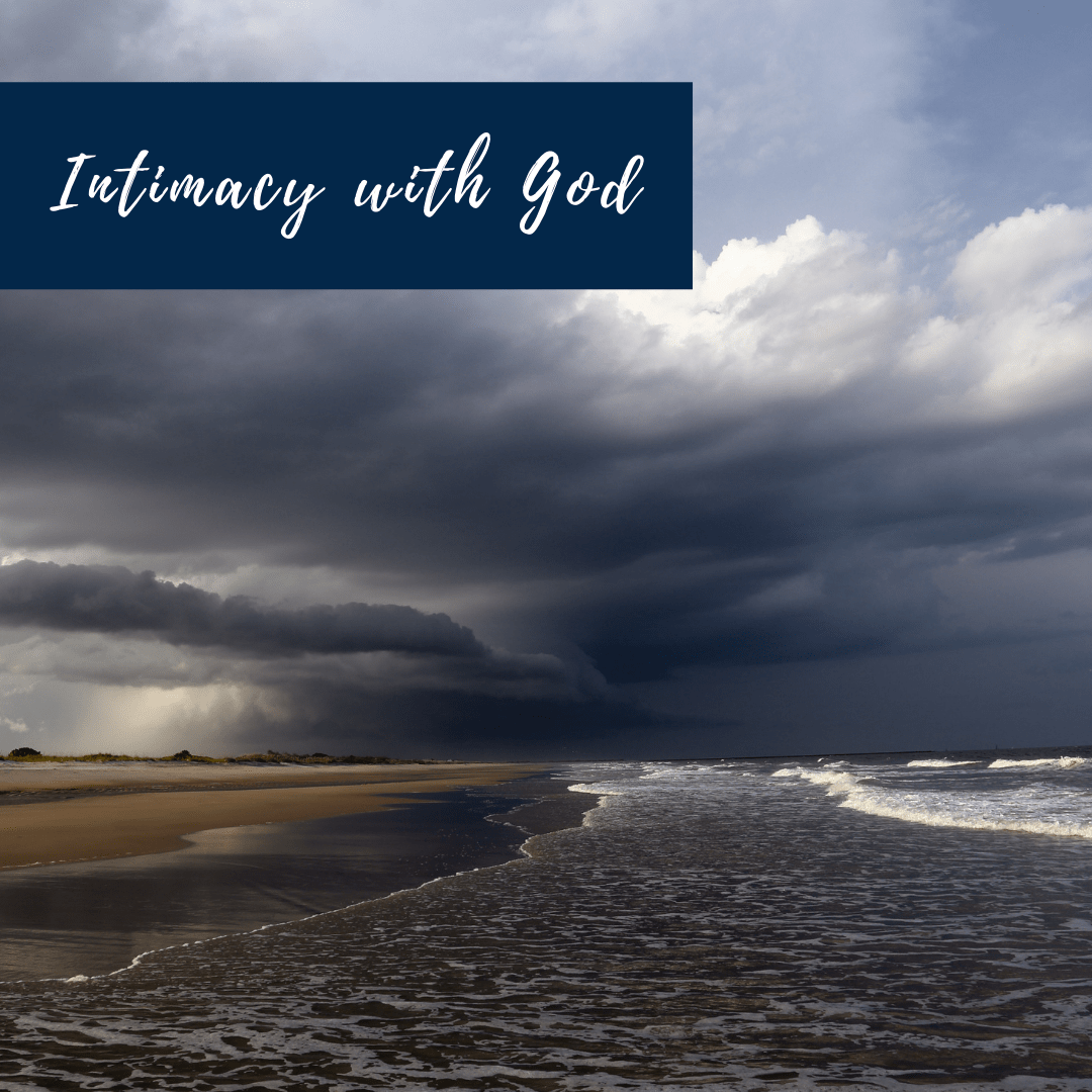 Into the depths Intimacy with God