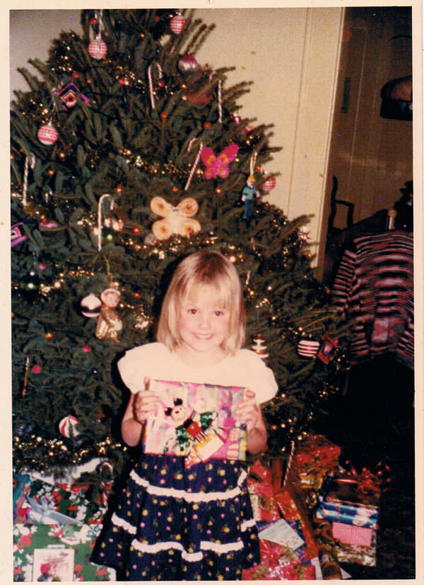 Jessica Louise Christmas 1977