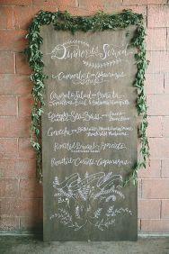 pretty menu 15