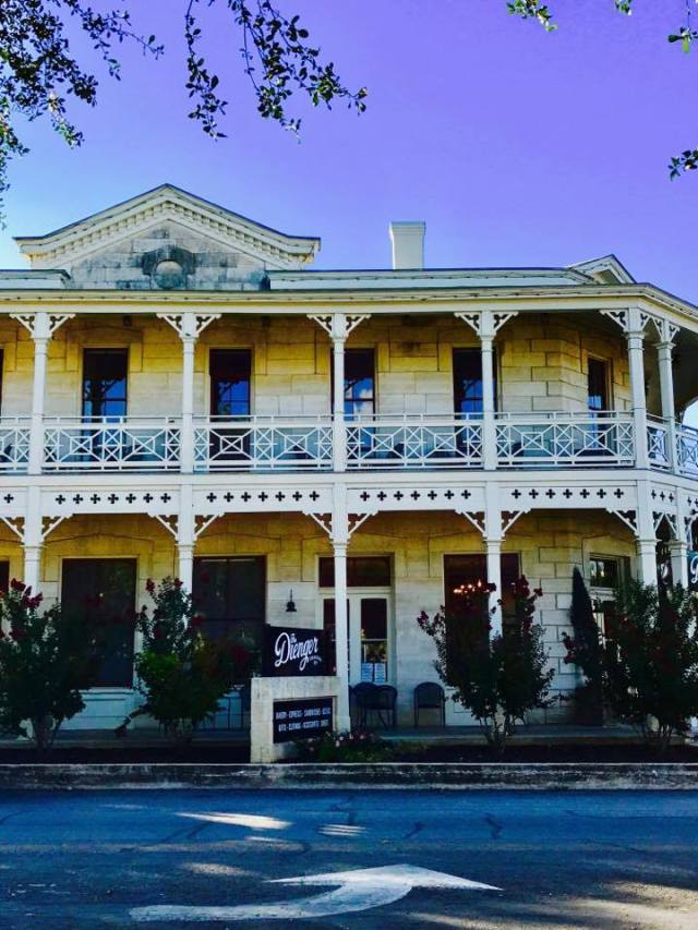 Hill Country History: Boerne Walking Tours