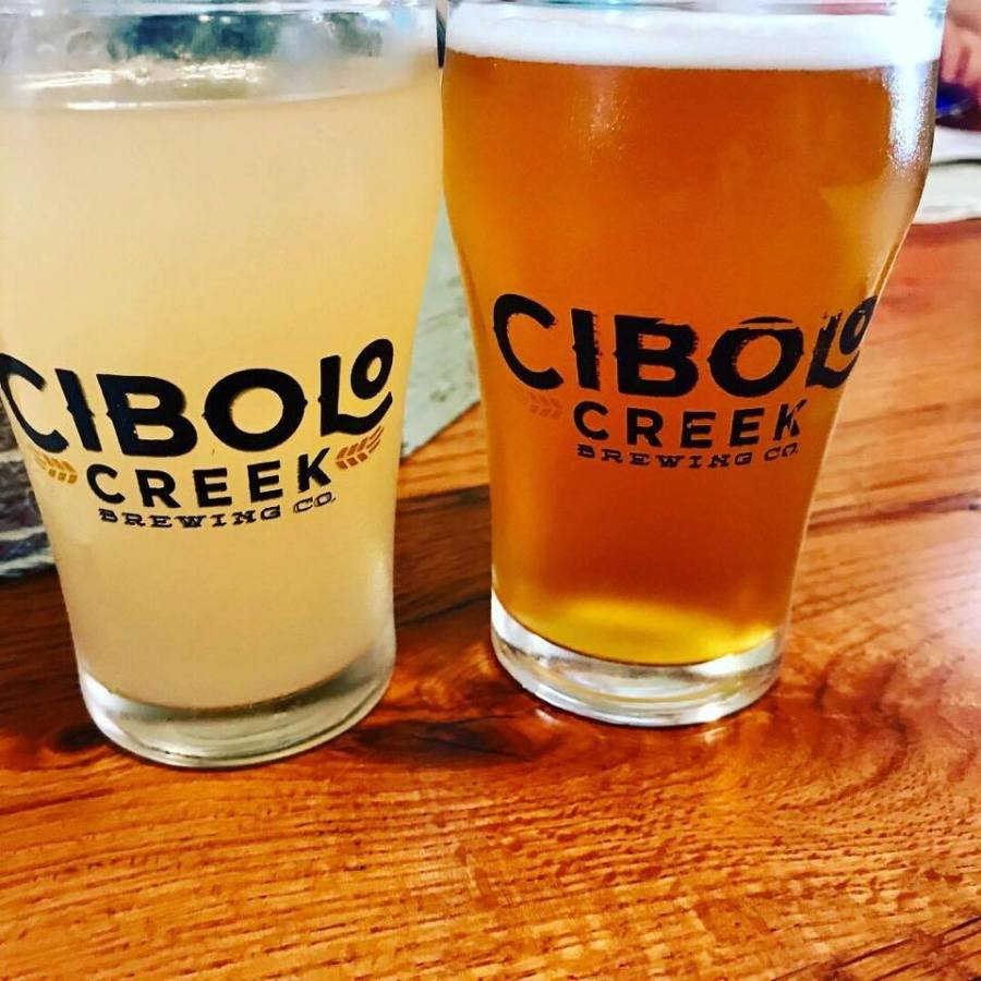 Cibolo Beer and Lemonaide