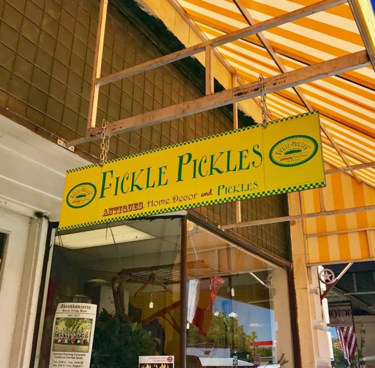 Fickle Pickle