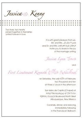 Invitation Only (part three)