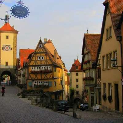 Guest Post: Dinner in Germany
