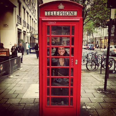 London, England: Day 1.5