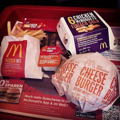 McDonald's in Munich
