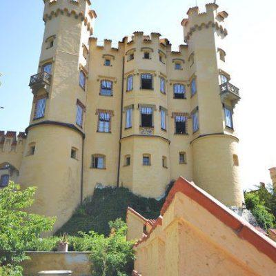 Neuschwanstein Castle aka Cinderella's Castle {Germany}