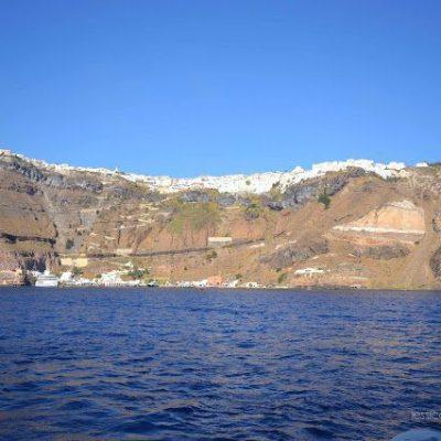 Cruising in Europe: Santorini, Greece