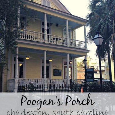 Poogan's Porch {Charleston, SC}