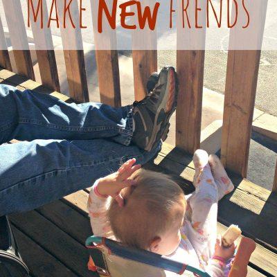 Make New Friends {september}