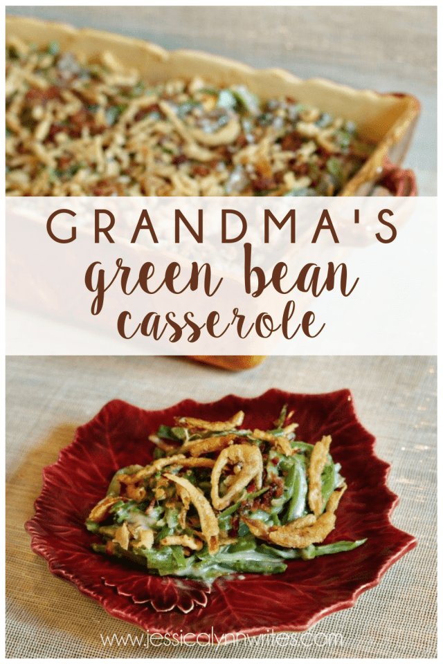 Stop looking for a green bean casserole, because this crowd pleaser is the only one you'll need for the rest of your life.