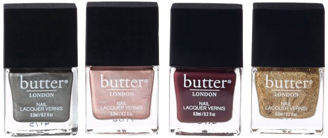 Butter LONDON Gilded Gears