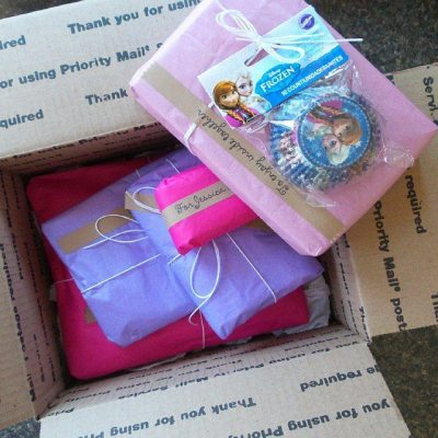 Girl Mom Box Swap