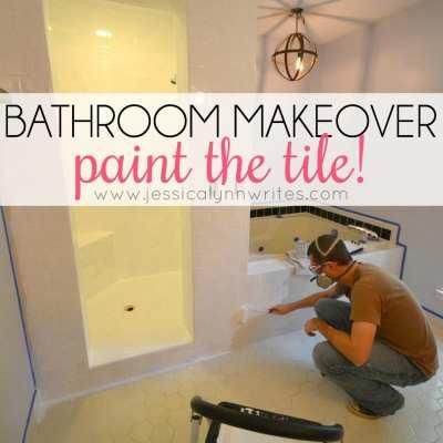 Bathroom Makeover (Sneak Peek)