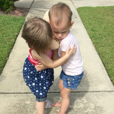 First Friendships and the Gift of a Teddy Bear
