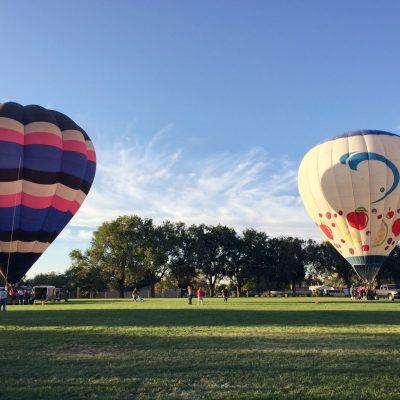Albuquerque Aloft 2015 (Balloon Fiesta)