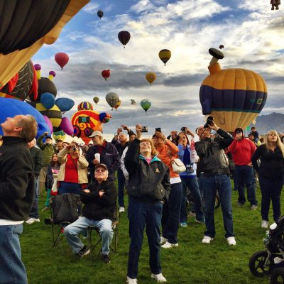 13 Things to Take With You to the Balloon Fiesta