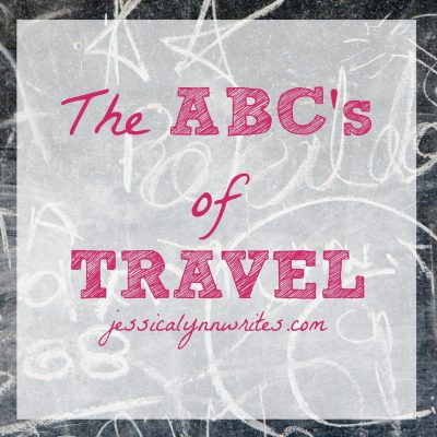 ABC's of Travel