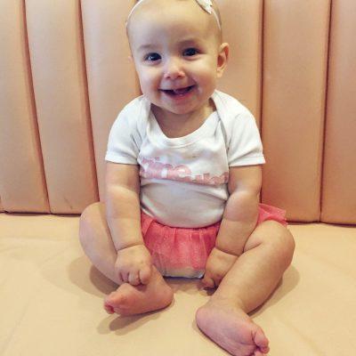 Madilyn Rose (9 months)