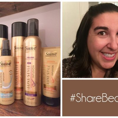 Saluting Those in Uniform with Suave #ShareBeauty