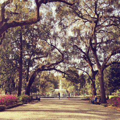 Spending the Weekend in Savannah, Georgia
