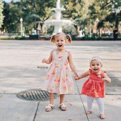 Family Photos in Savannah, Georgia