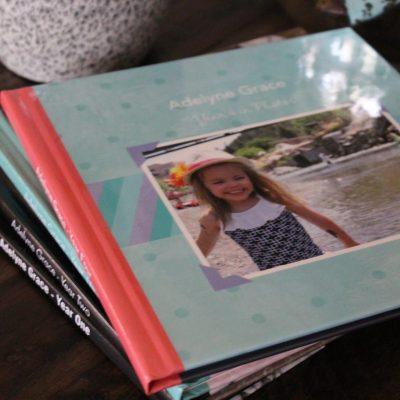 Creating Yearly Photo Books